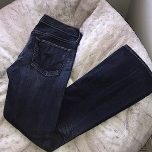💕NWOT💕CITIZENS OF HUMANITY PETITE BOOT CUT JEANS
